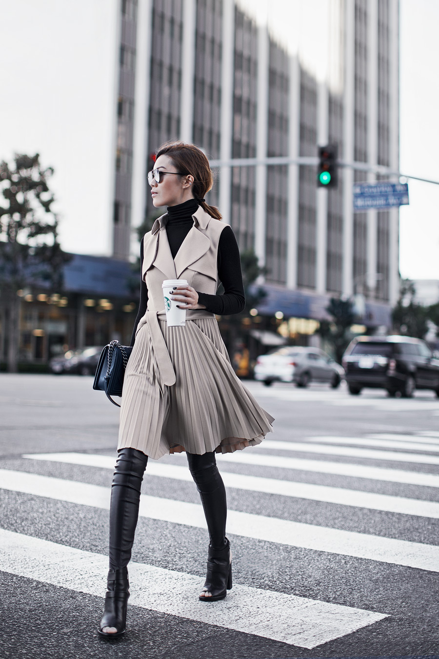 Trench Coat Dress - TSANGTASTIC