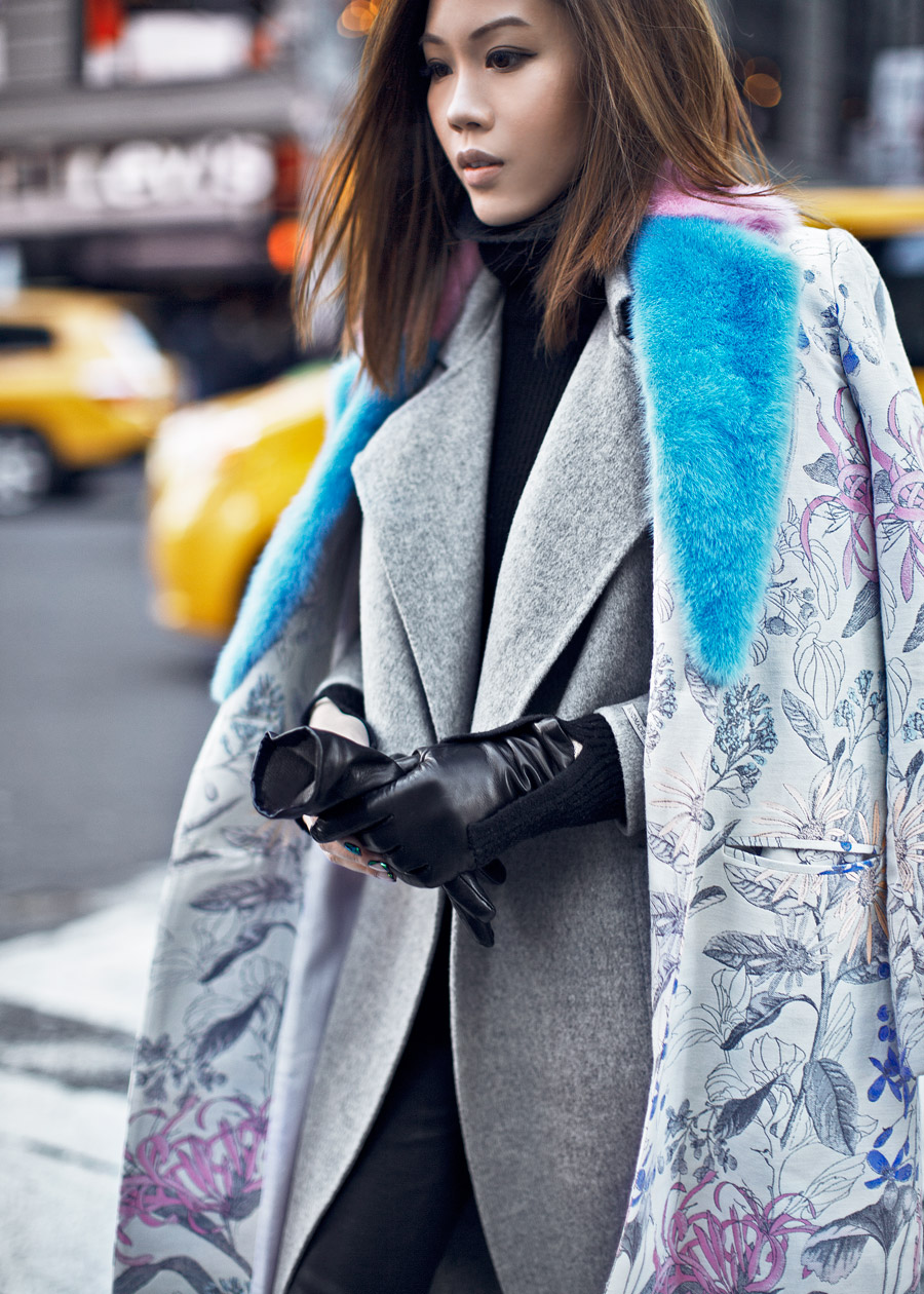 From Runway to Streets: Intricate