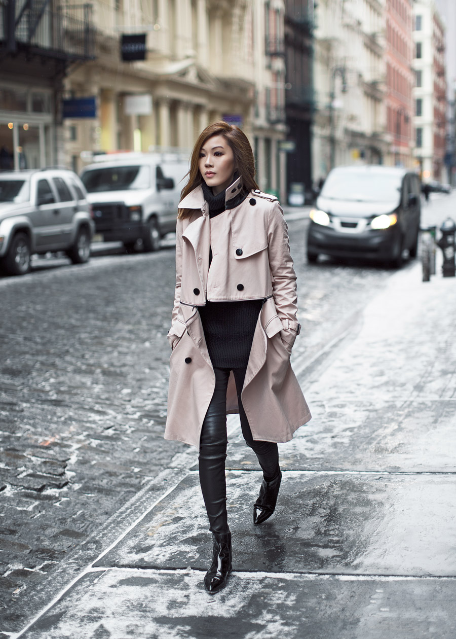 Two-in-One Trench