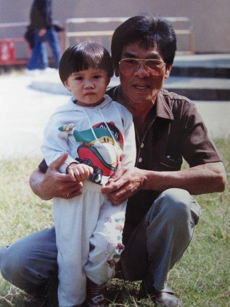 Jenny Tsang Tsangtastic baby picture