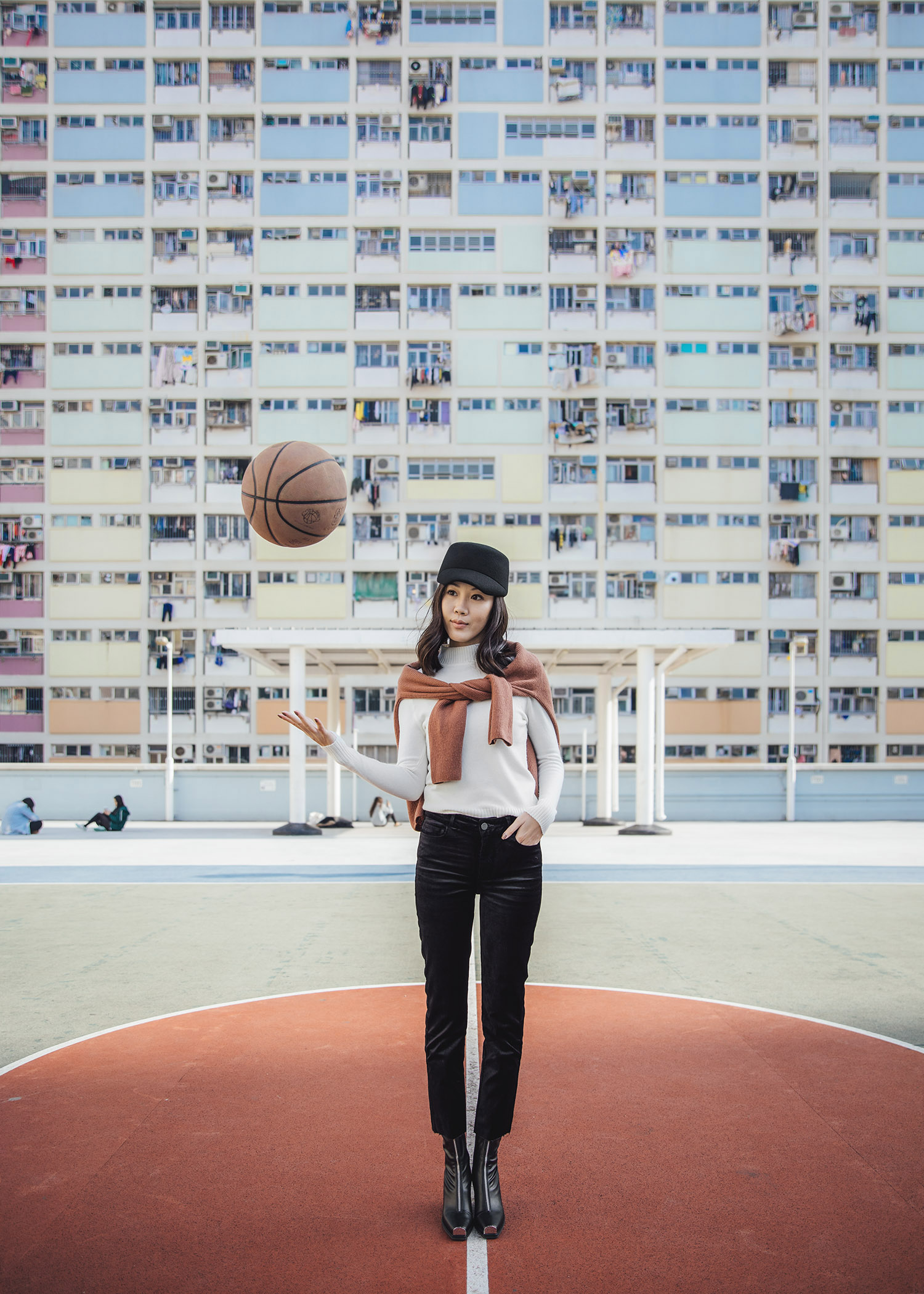 choi hung estate 彩虹川  Jenny Tsang of Tsangtastic  in Hong Kong must see instagram spots