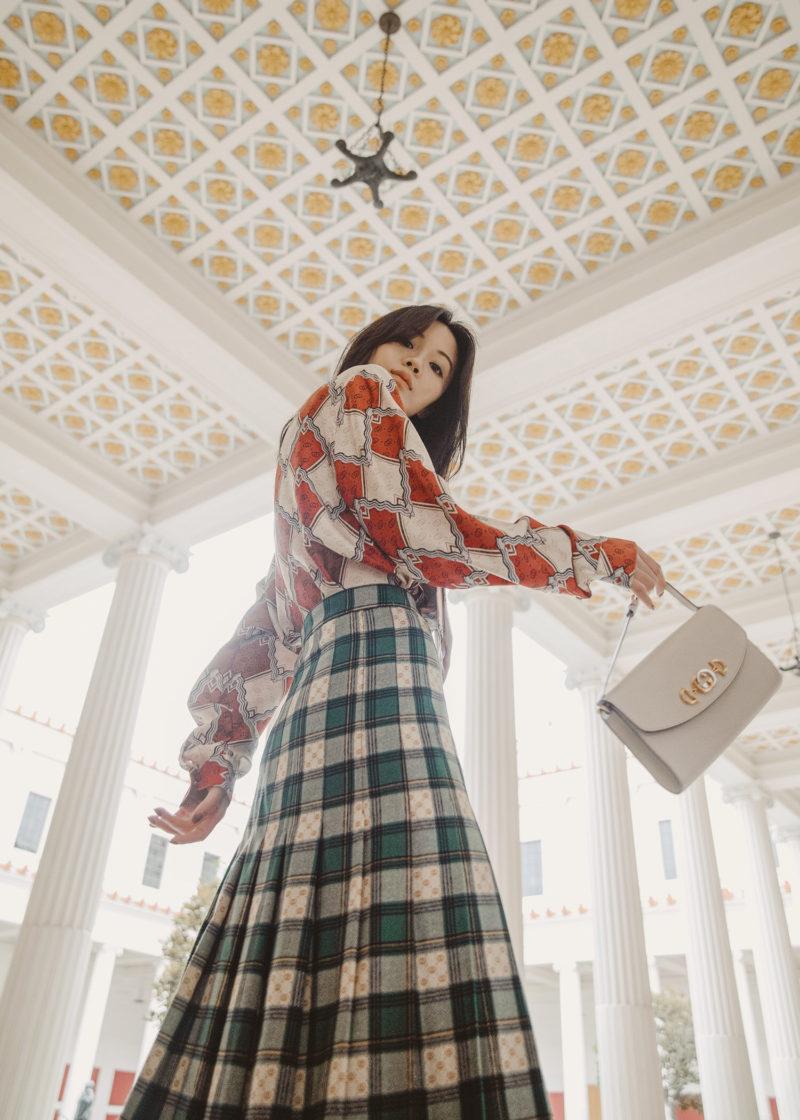 Gucci : Romance of Pattern Mix